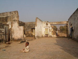 Koidu is a place of rampant poverty and ruins, the legacy of the war fuelled by diamonds.