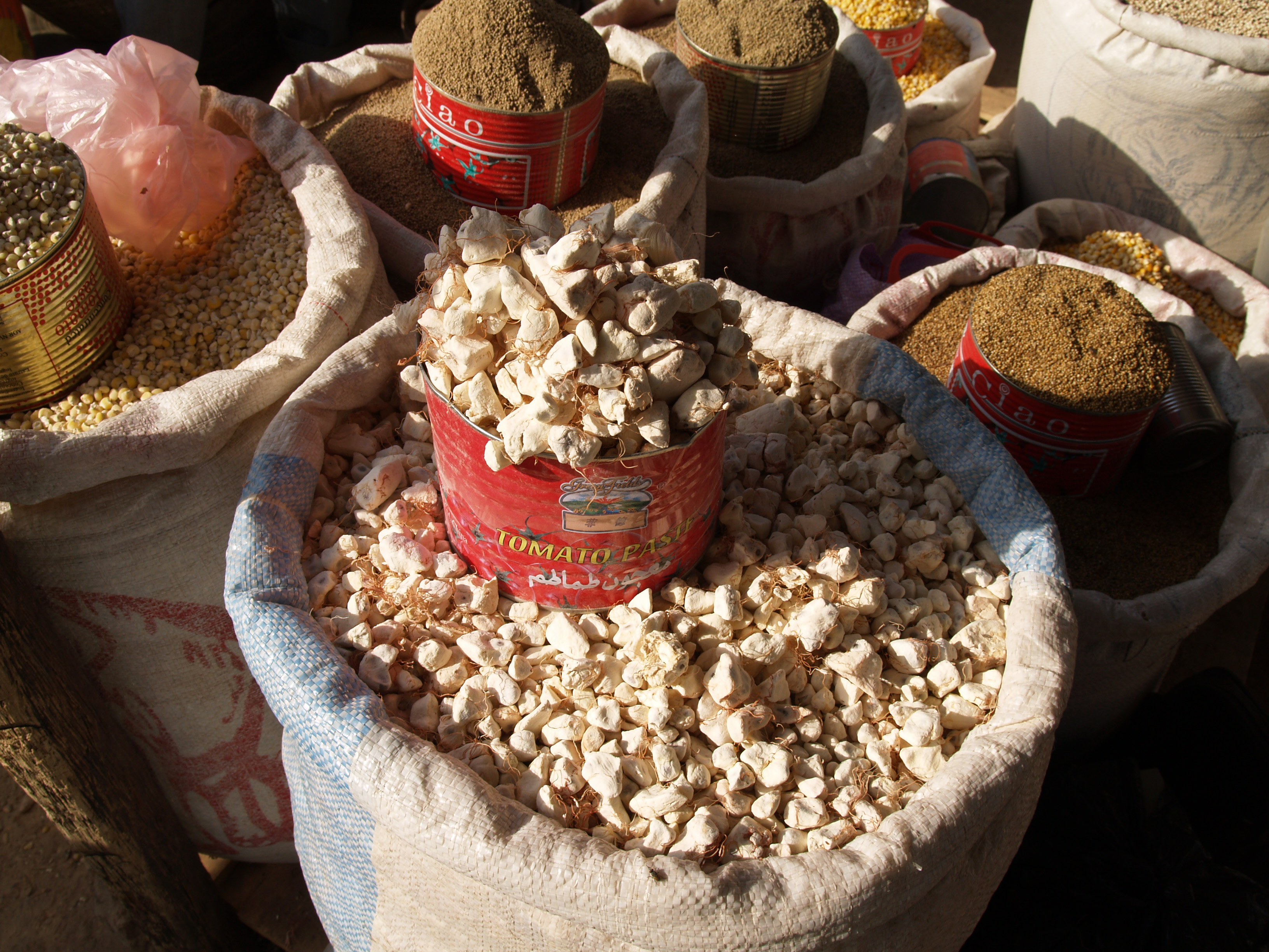Dried baobab fruit makes extremely nutritious - and delicious - beverages.