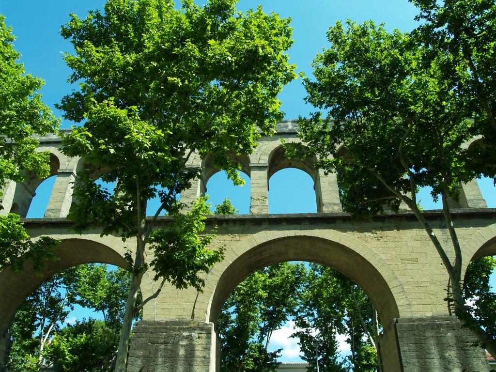 Montpellier aqueduct