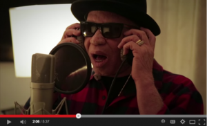 """Mali's Salif Keita recording """"Africa Stop Ebola"""" with a pantheon of Africa's musical icons"""
